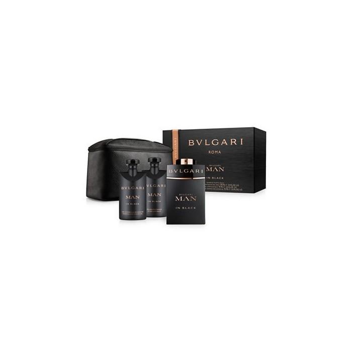 Bvlgari Man In Black комплет